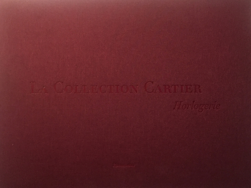 La Collection Cartier Horlogerie