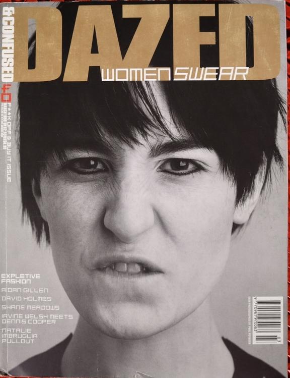 Dazed & Confused N°40