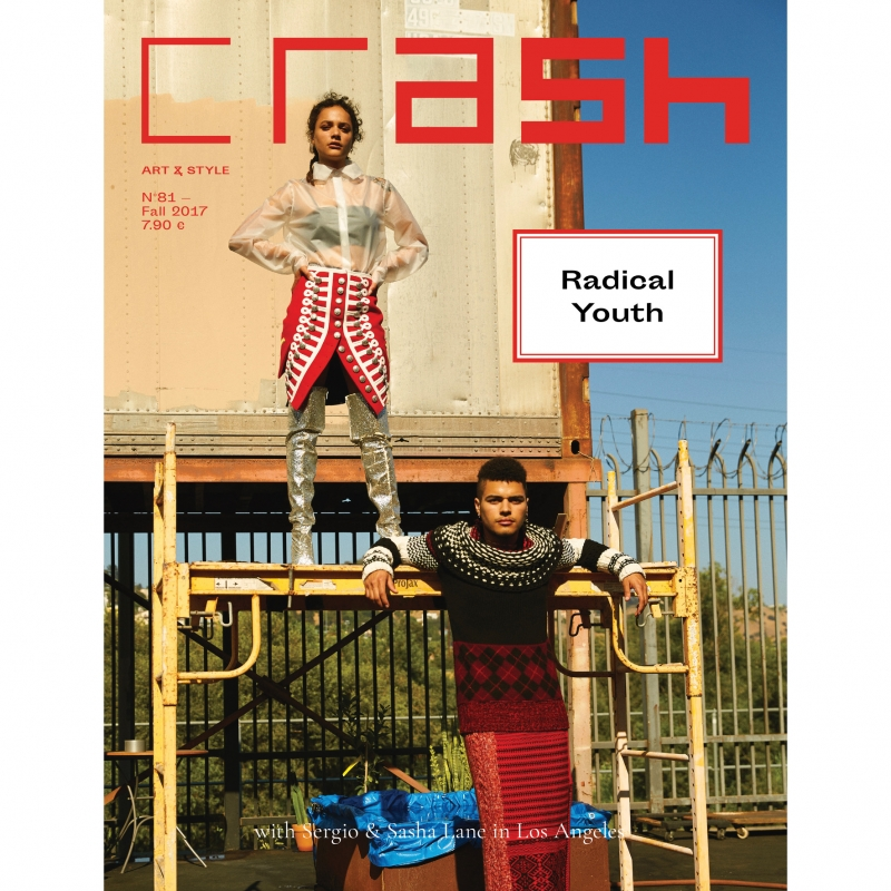 CRASH 81-2 SERGIO & SASHA LANE (EN)