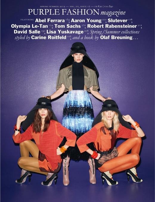 Purple Fashion Vol. III N°17