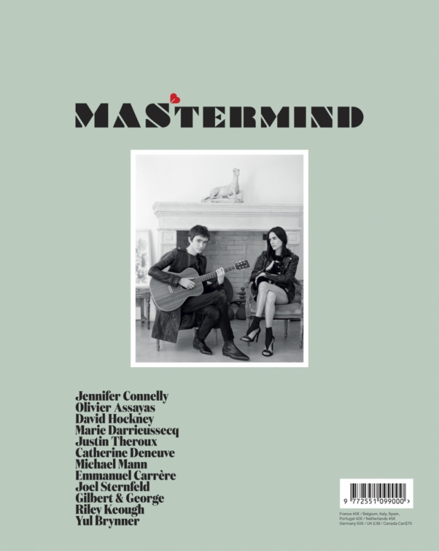 Mastermind Issue 3