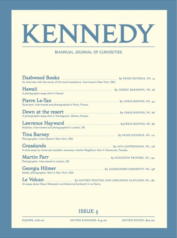 Kennedy Magazine Issue 5