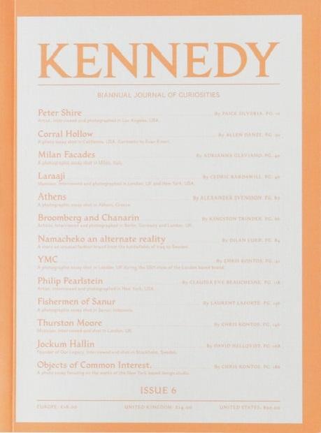 Kennedy Magazine Issue 6
