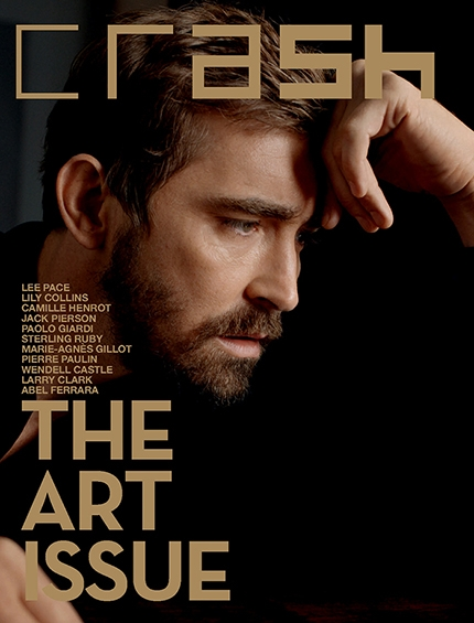 Crash #70 LEE PACE (UK)