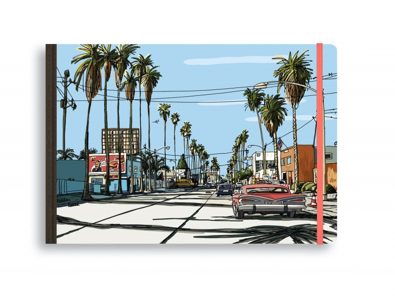 Los Angeles - Javier Mariscal