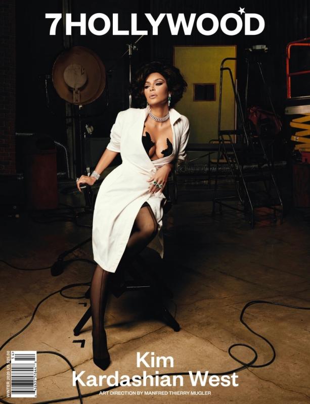 7 Hollywood - Kim Kardashian