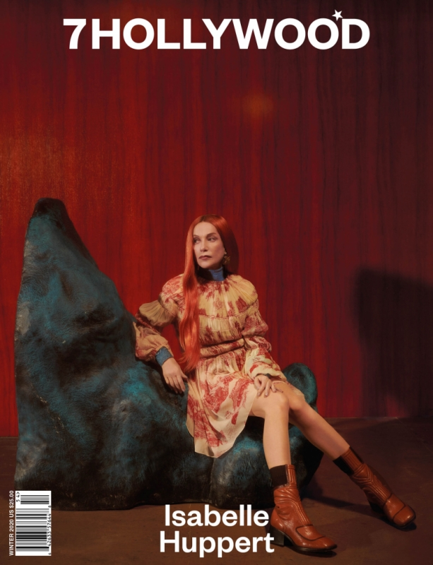 7 Hollywood - Isabelle Huppert