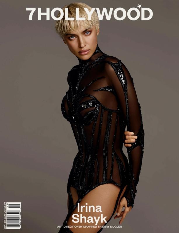 7 Hollywood - Irina Shayk