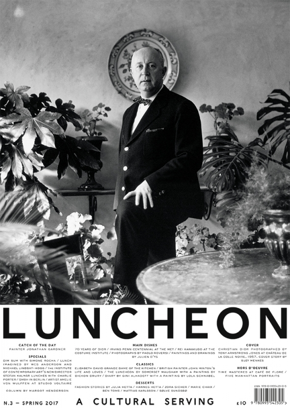 Luncheon Issue 3-2