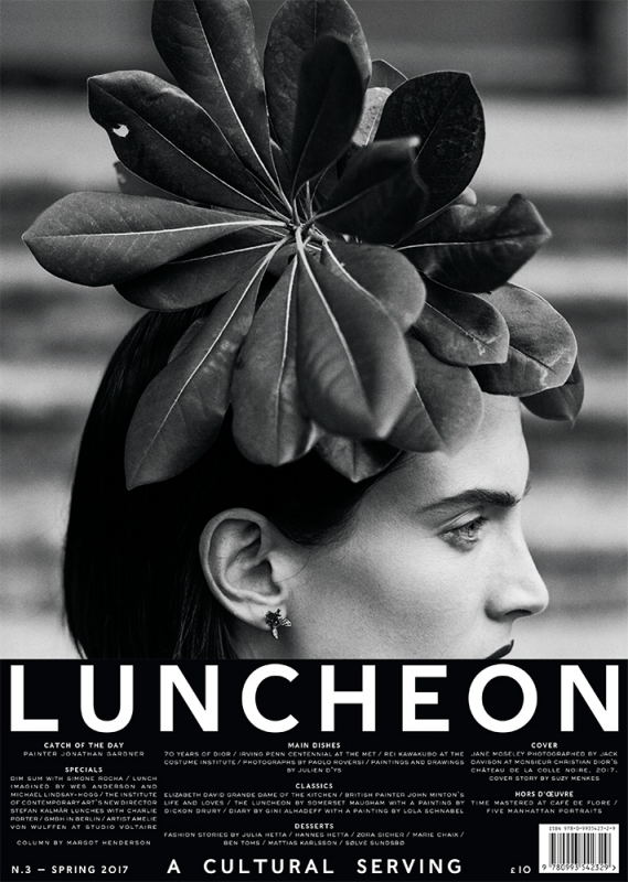 Luncheon Issue 3-1
