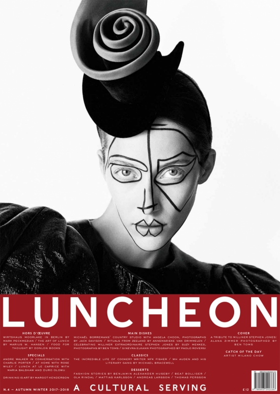 Luncheon Issue 4-1