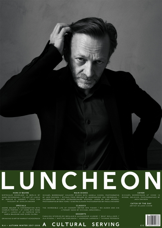 Luncheon Issue 4-2