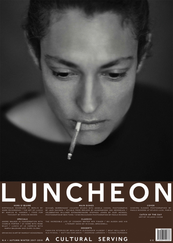 Luncheon Issue 4-3