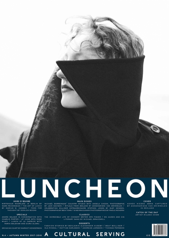 Luncheon Issue 4-4