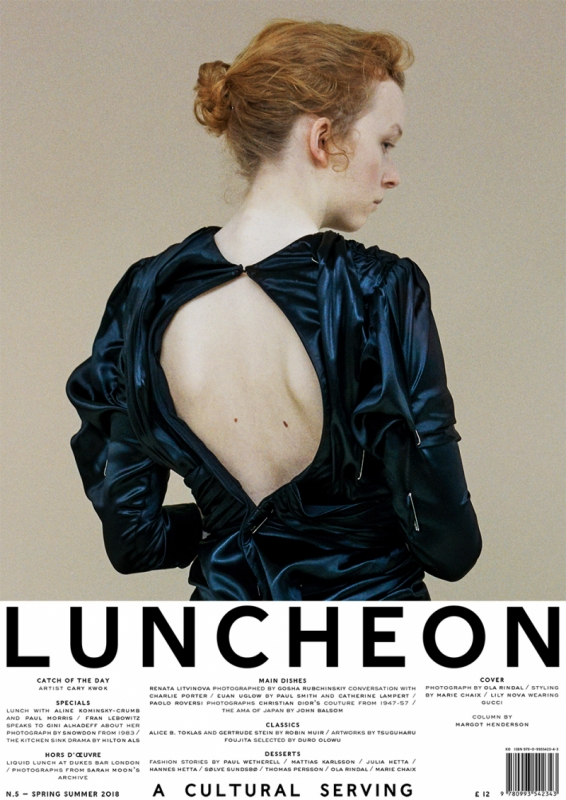 Luncheon Issue 5-1