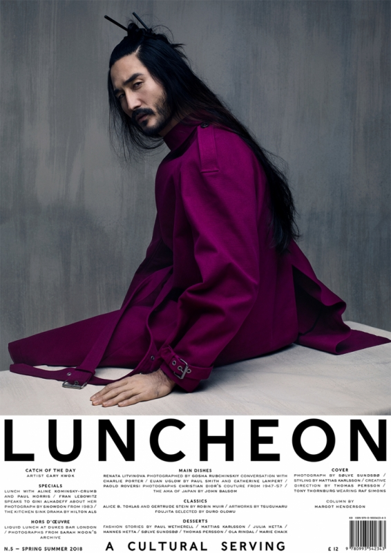 Luncheon Issue 5-2