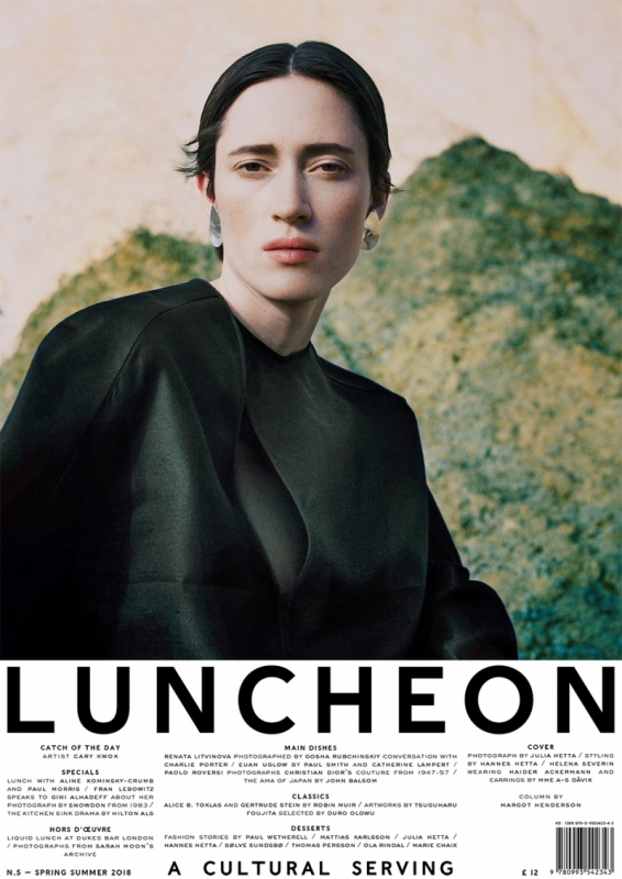 Luncheon Issue 5-3