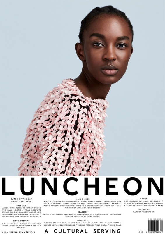 Luncheon Issue 5-4