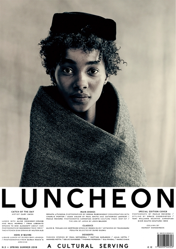 Luncheon N°5 par Paolo Roversi