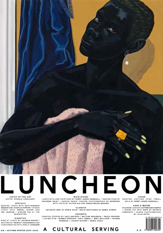Luncheon Issue 6