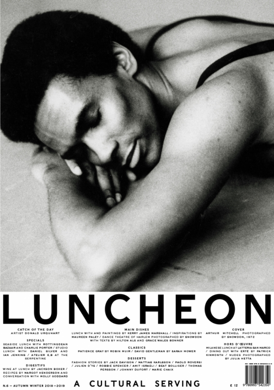 Luncheon Issue 6-2
