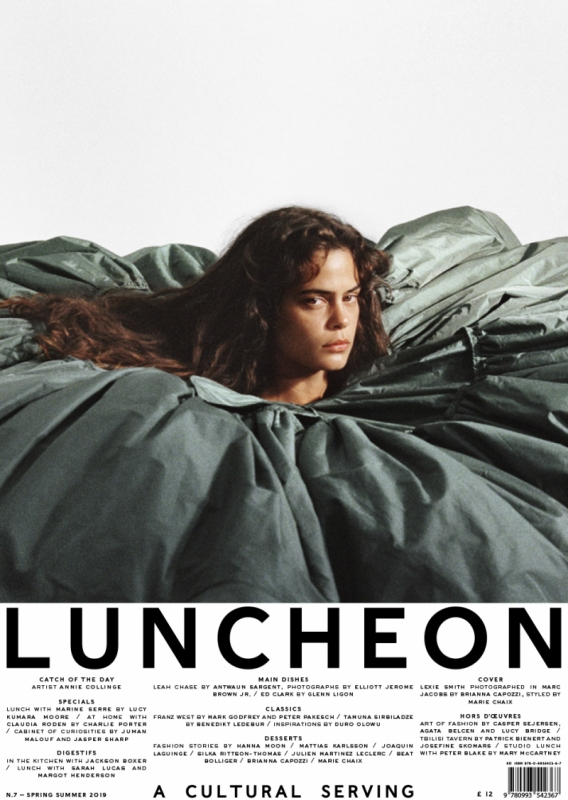 Luncheon Issue 7-4