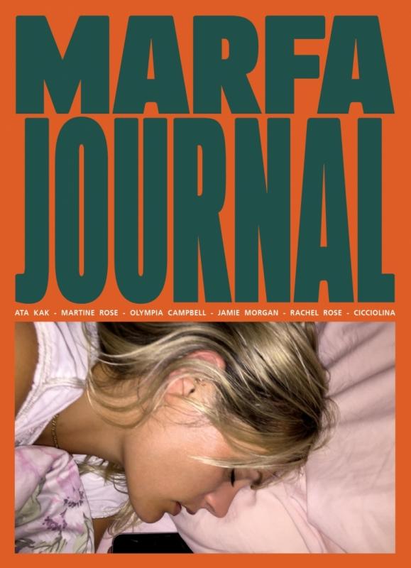 Marfa Journal N°6