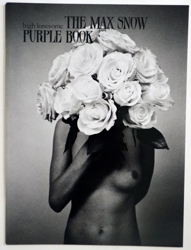 High Lonesome - Max Snow Purple Book