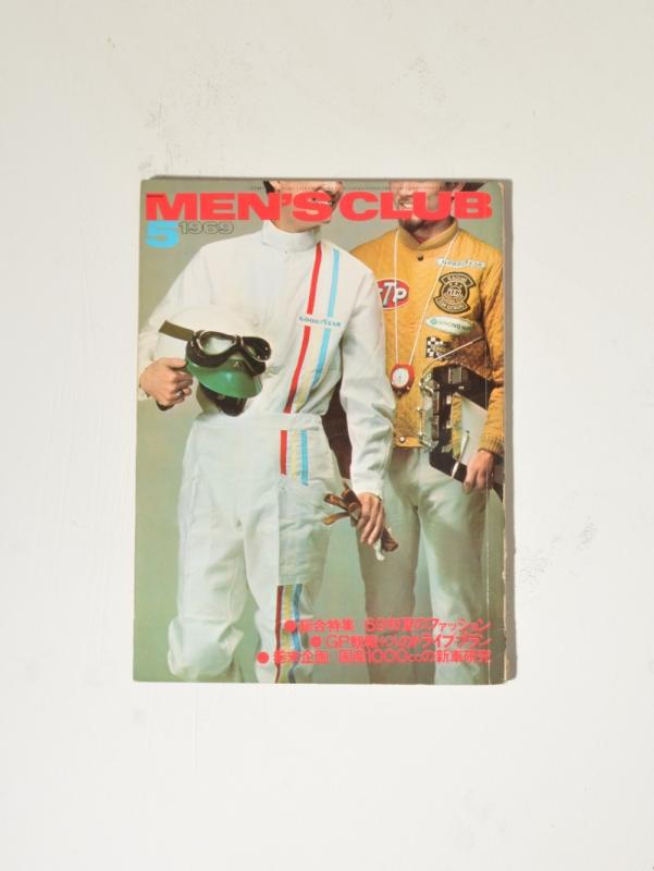 Men's Club May 1969