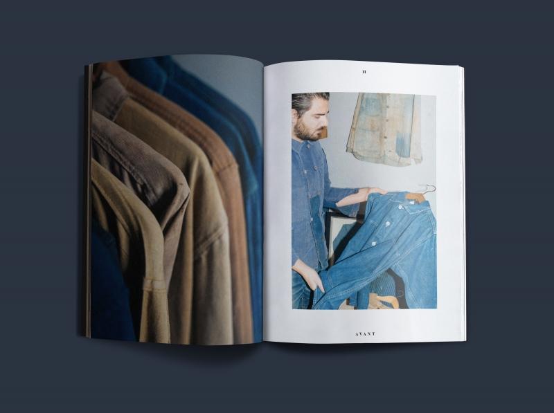 AVANT Presents : Eric Maggiori's Collection