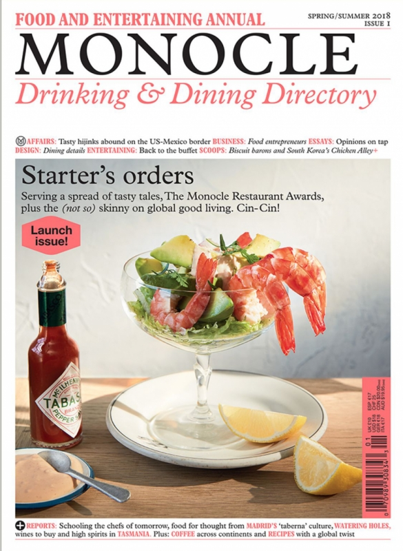 Monocle Drinking And Dining Directory