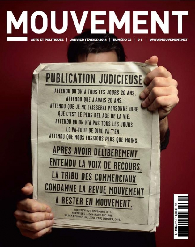 Mouvement N°72