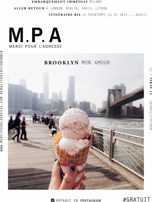 Merci Pour l'Adresse N°1 - Brooklyn Mon Amour