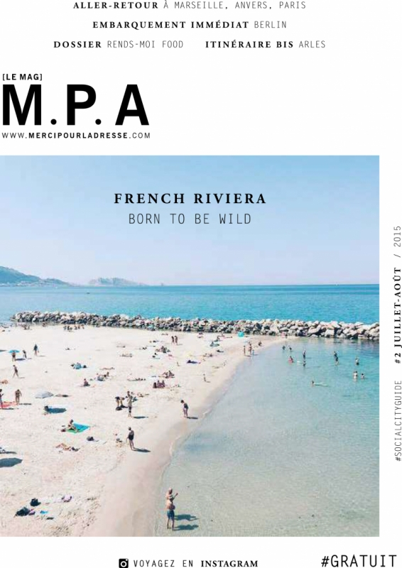 Merci Pour l'Adresse N°2 - French Riviera