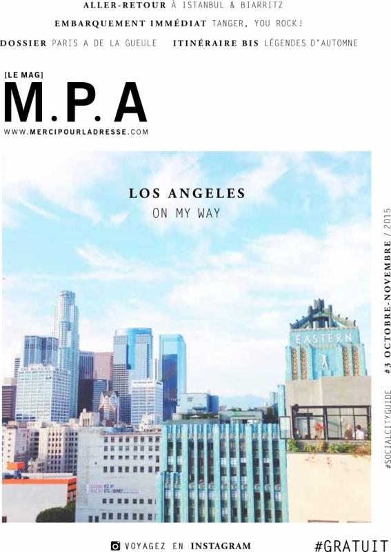 Merci Pour l'Adresse N°3 - Los Angeles