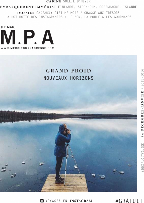 Merci Pour l'Adresse N°4 - Grand Froid