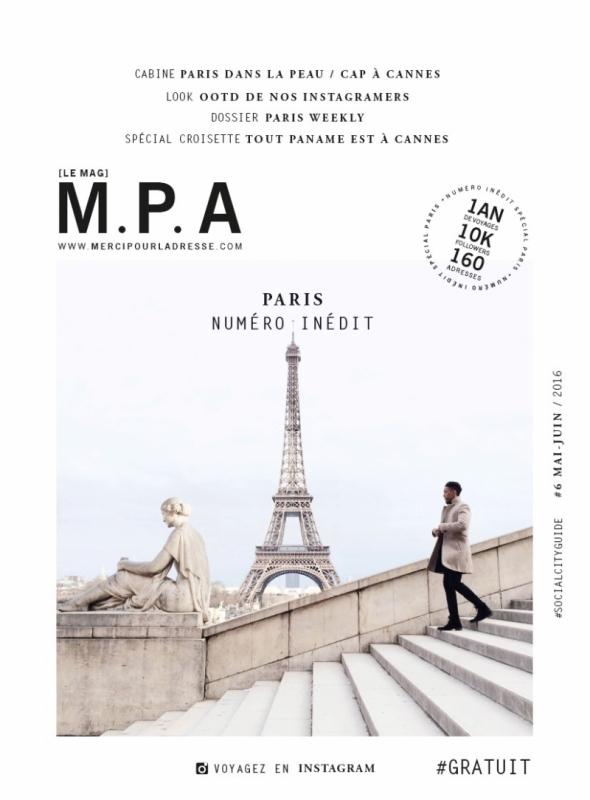 Merci Pour l'Adresse N°6 - Paris