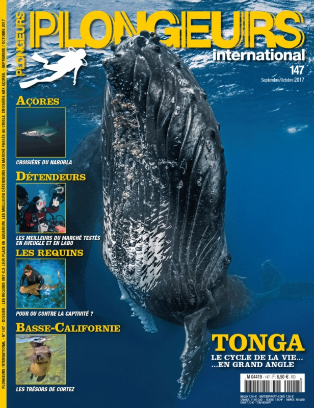 Plongeurs International Issue 147