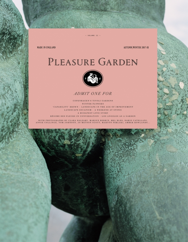 Pleasure Garden Issue 2