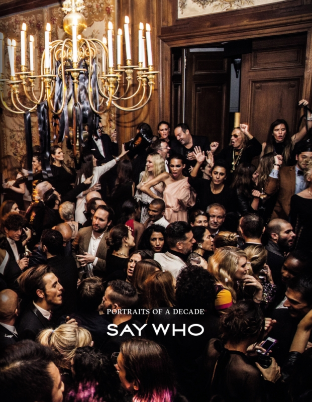 Say Who: Portraits of a Decade