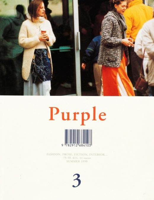 Purple N°3