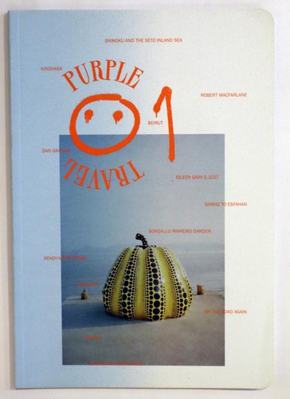 Purple Travel N°1