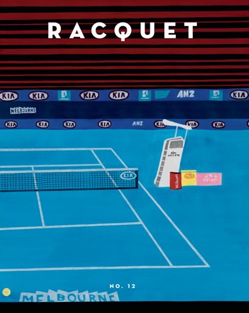 Racquet N°12