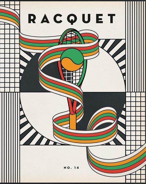 Racquet N°14