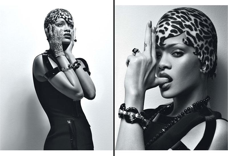 W Magazine Février 2010