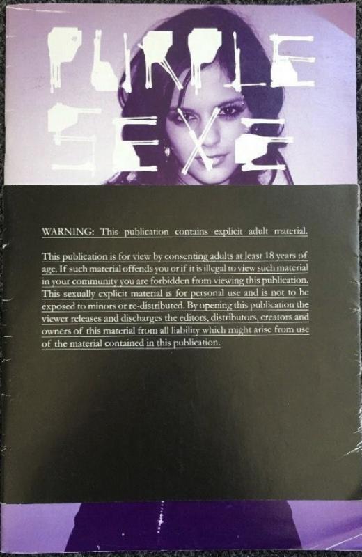 Purple Sexe N°9