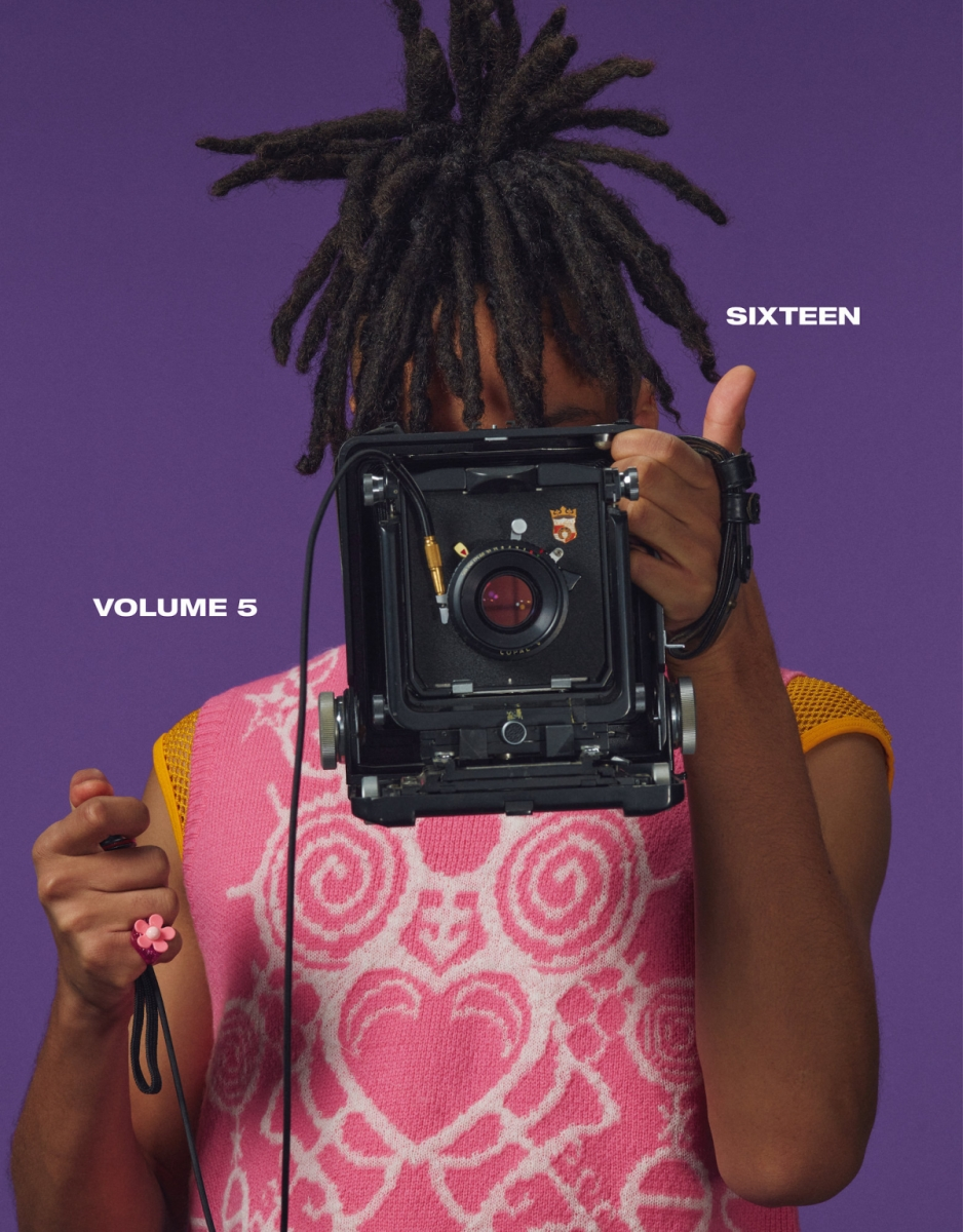 Sixteen Issue 5-2