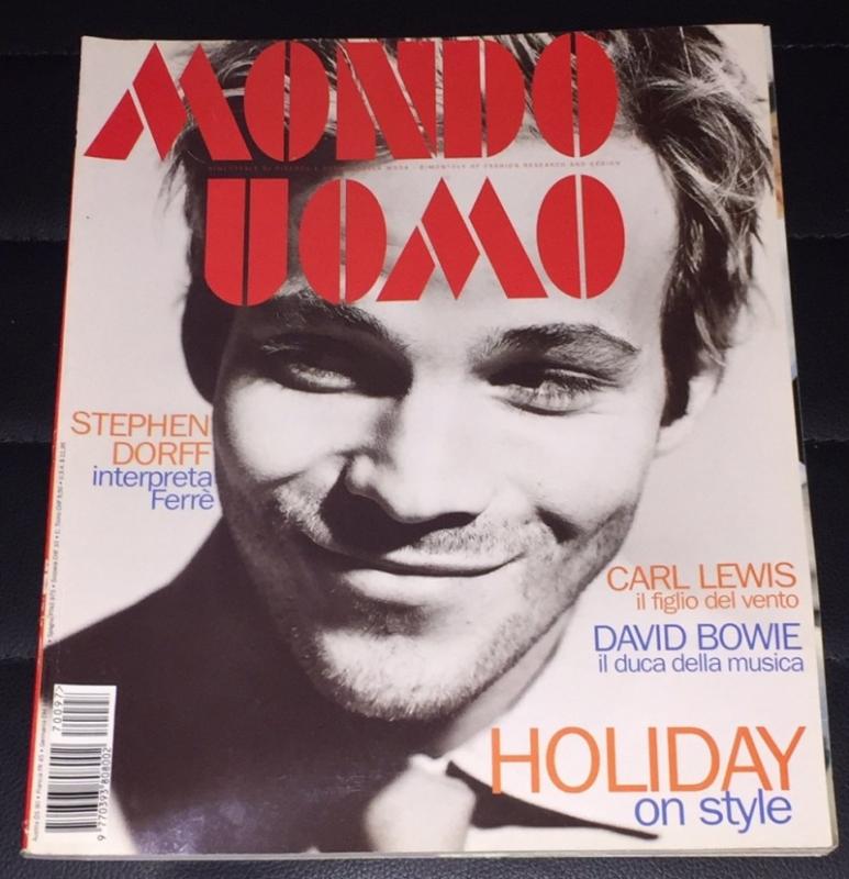 Mondo Uomo Mai-Juin 1997
