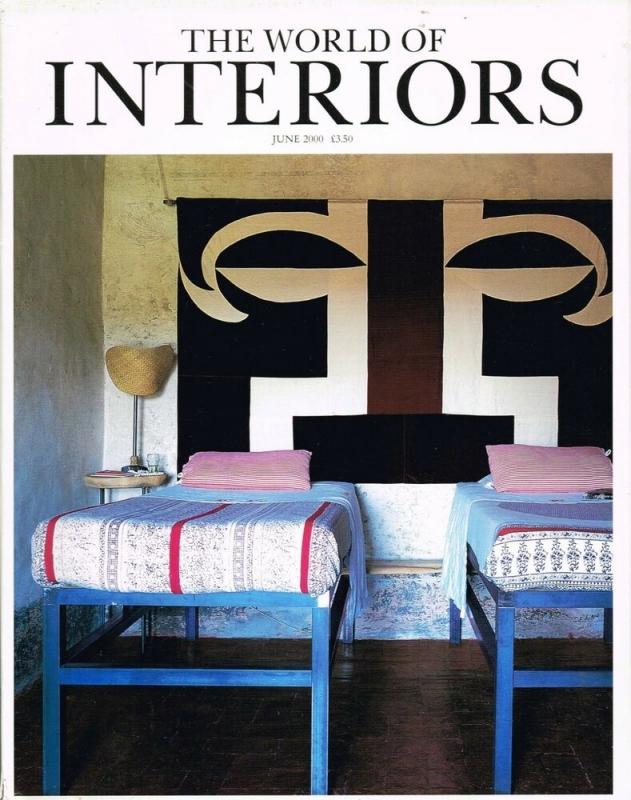 The World of Interiors Juin 2000