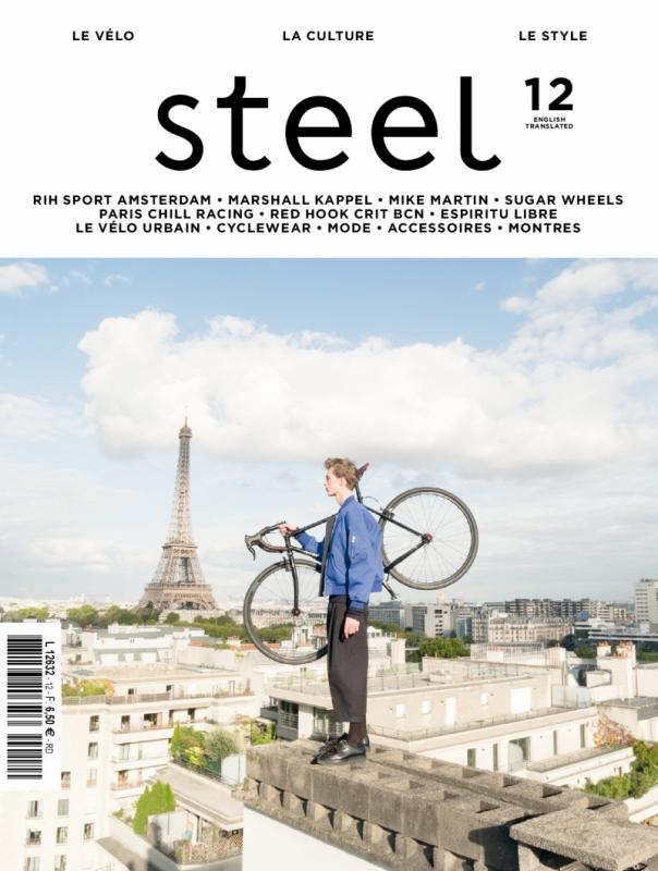 Steel #12-2